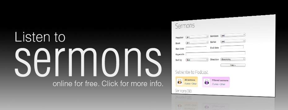 Sermons Available Online